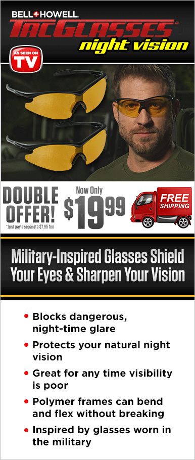 Order Night Vision Tac Glasses™ Now!
