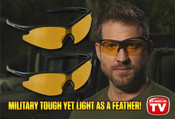 Military Tough YET Light as a Feather!