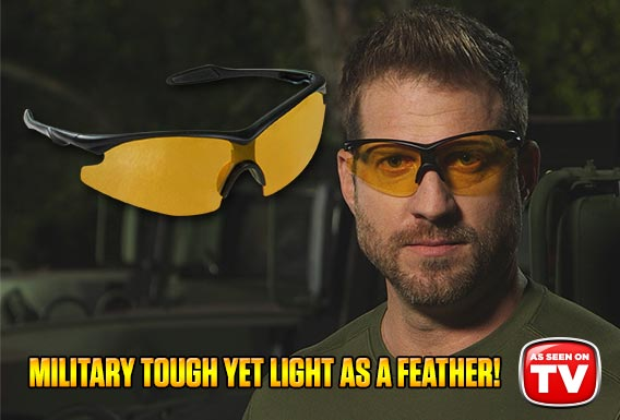 Military Tough Yet Light As A Feather